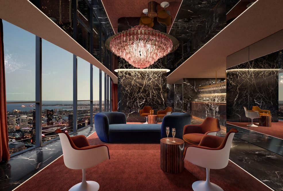 Exclusive Residences Ballroom