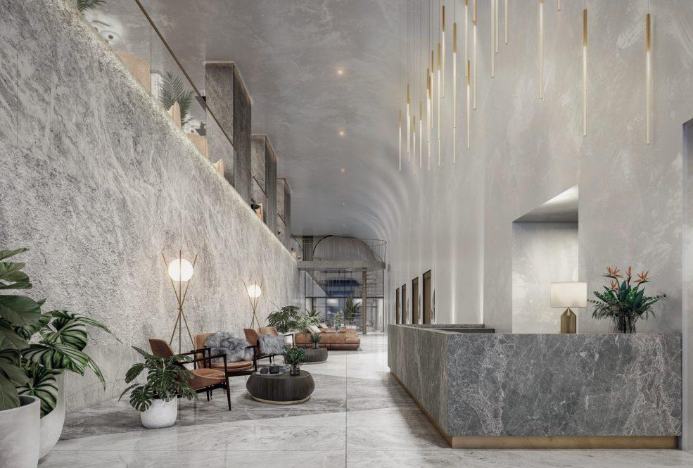 Residences Exclusive Lobby